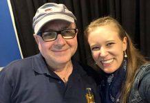 Lauren Yeates on KP's Radio Show on SWR