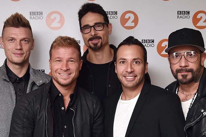 The Backstreet Boys Expand 2020 Tour | www.raveituptv.com