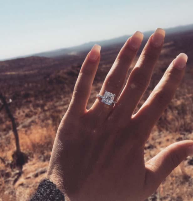 Keleigh Speery Engagement Ring