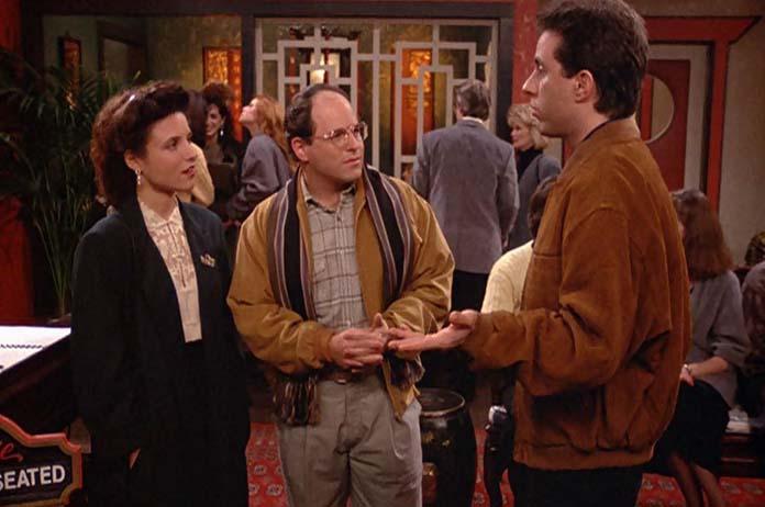 Jason Alexander in Seinfeld