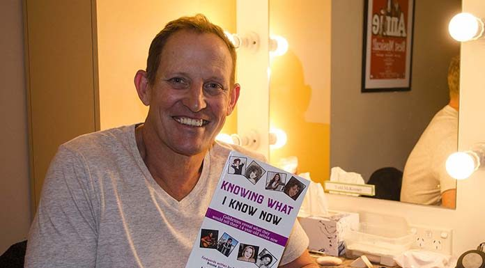 Todd McKenney in Knowing What I Know Now