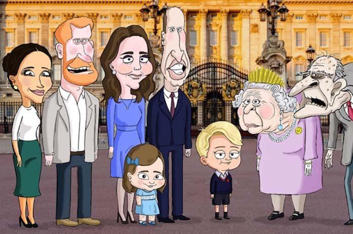 Royals Animation