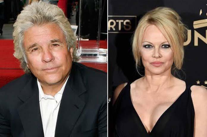 Pamela Anderson & Jon Peters