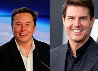 Tom Cruise and Elon Musk