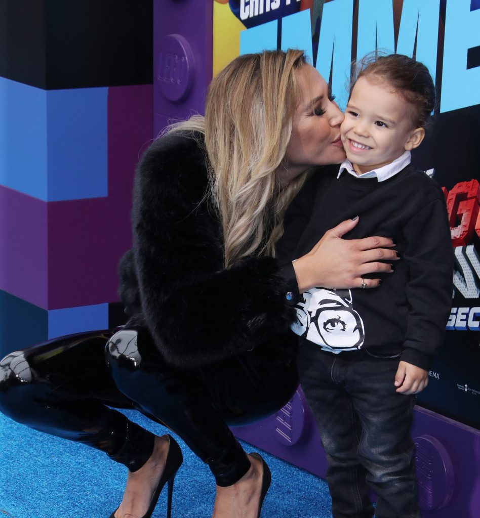 Naya Rivera and her son Josey Dorsey