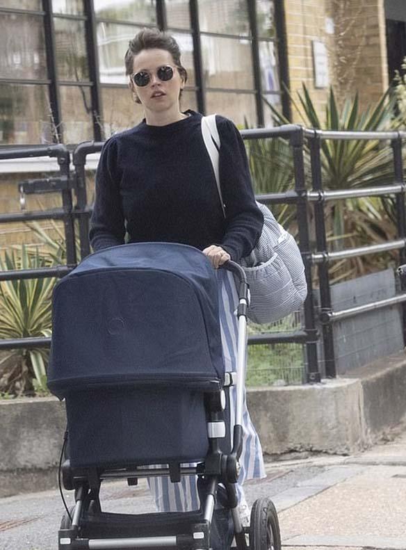 Felicity Jones Baby
