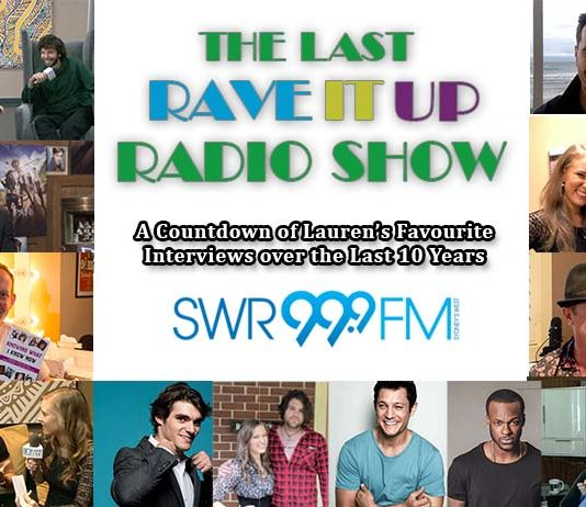 Rave It Up Radio Show