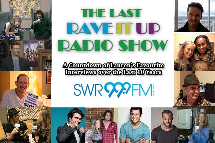 Rave It Up Radio Show