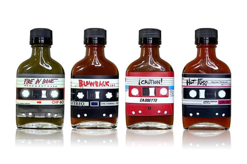 The Killers Hot Sauce range