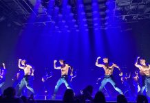 Magic Mike Live Sydney