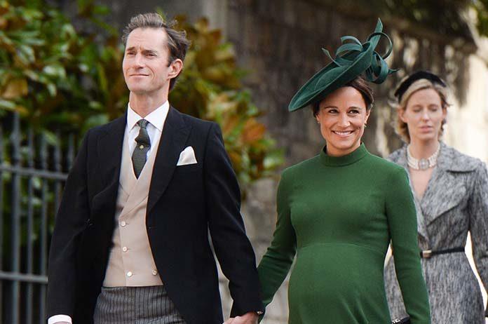 Pippa Middleton & James Matthews