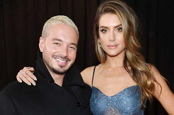 J Balvin And Valentina Ferrer