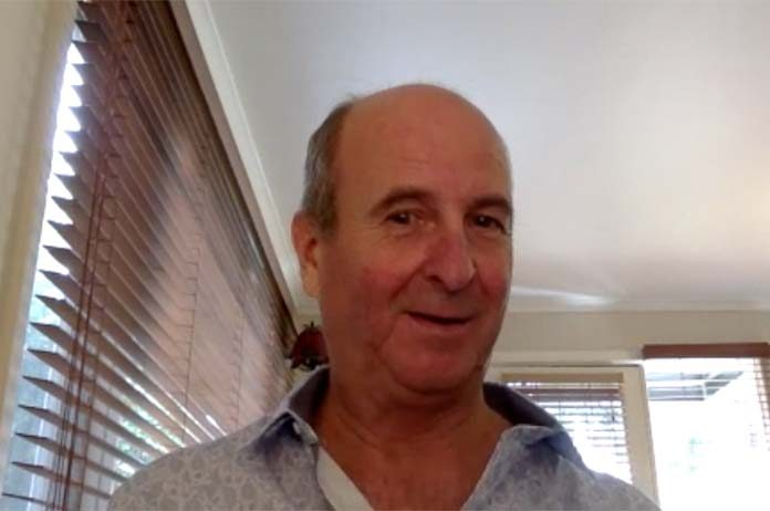 Gerard Bini from Orgone Effects Australia
