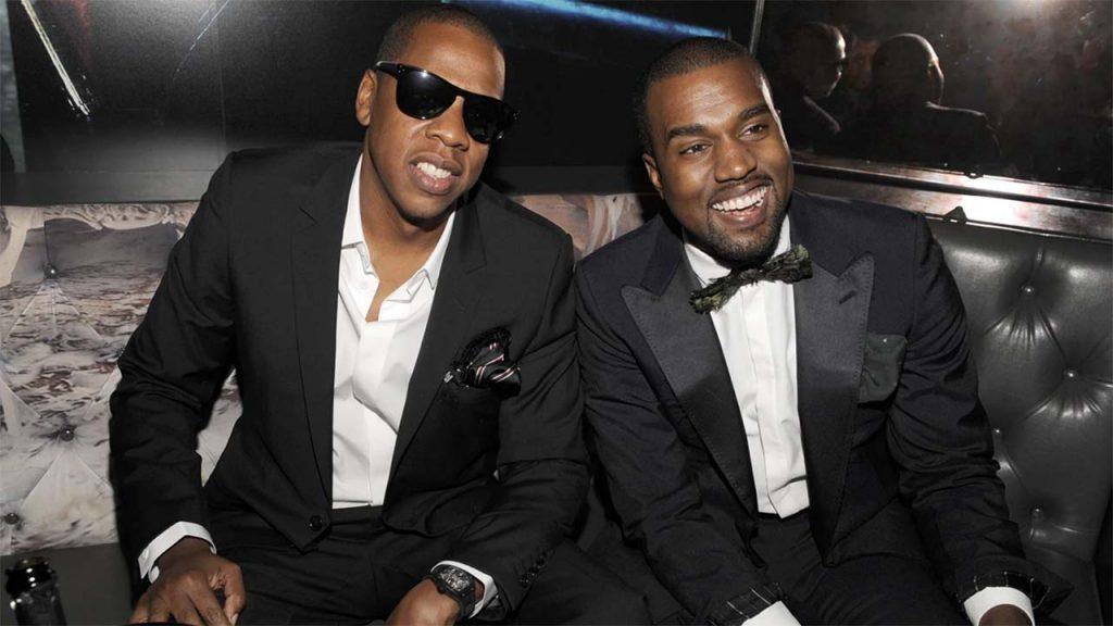 Kanye West & Jay Z