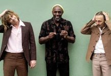 Lime Cordiale And Idris Elba