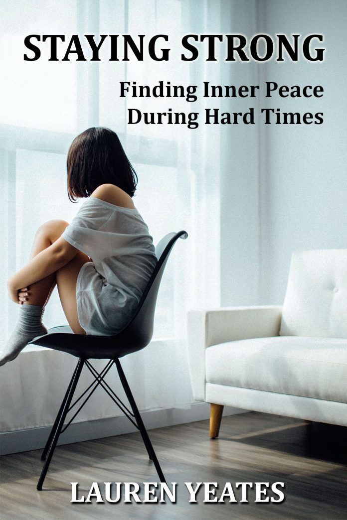 eBook - Staying Strong By Lauren Yeates