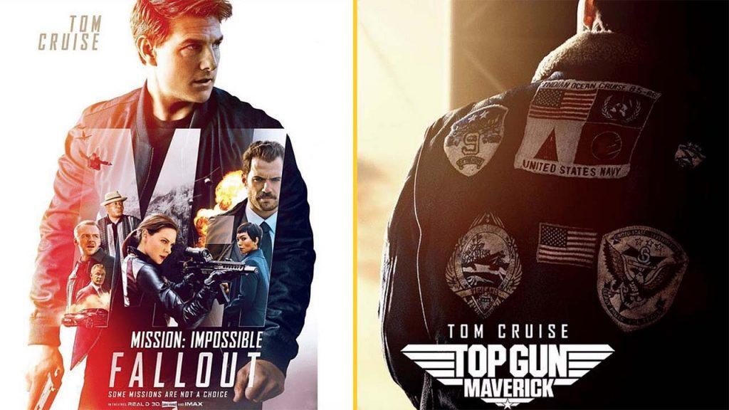 Mission Impossible 7 & Top Gun: Maverick